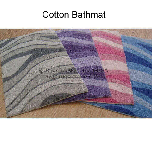 Cotton Bathmats BTH-5031