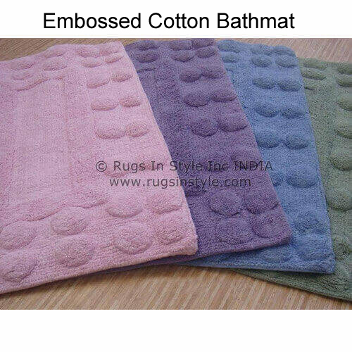 Cotton Bathmats BTH-5062
