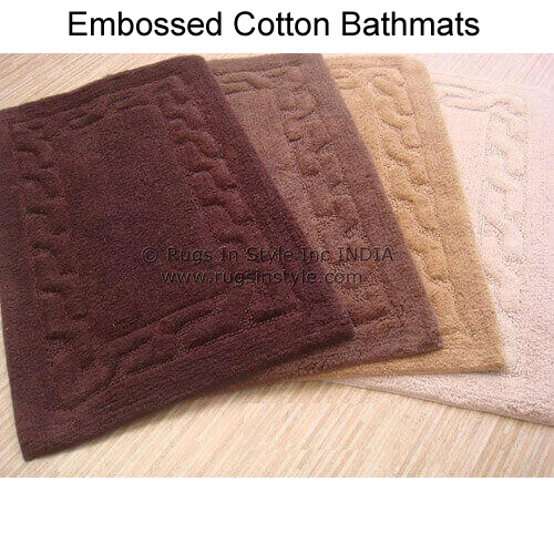 Cotton Bathmats BTH-5069