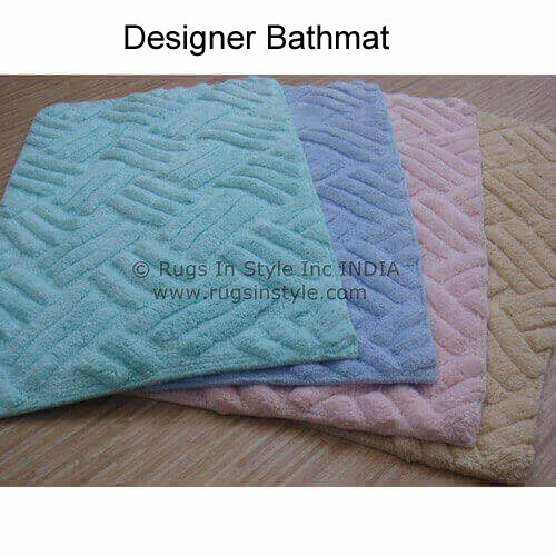 Cotton Bathmats BTH-5071