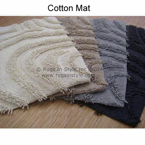 Cotton Bathmats BTH-5075