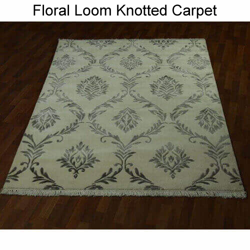 Loom Knotted Carpets-5999