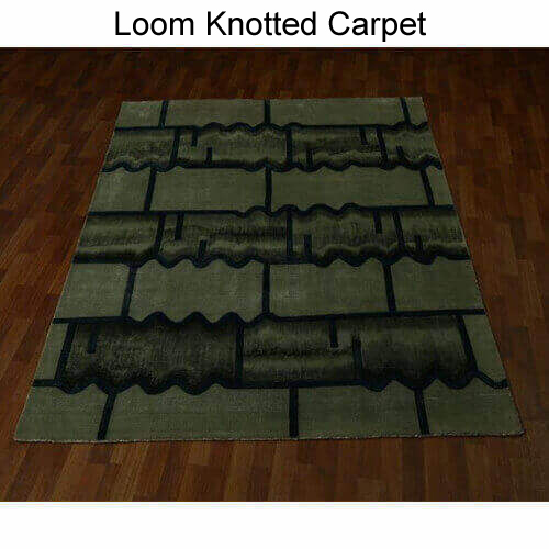 Loom Knotted-57603