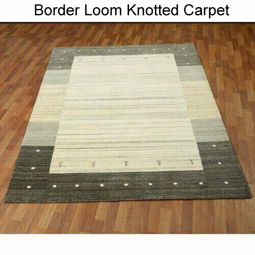 Loom Knotted Carpets-57606