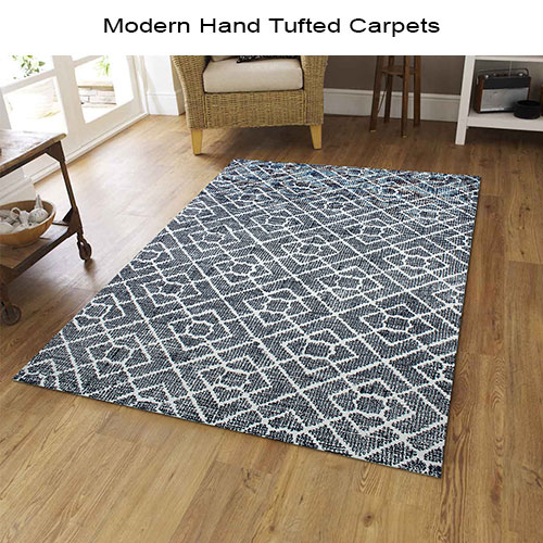 Modern Hand Tufted Carpets CPT 59048