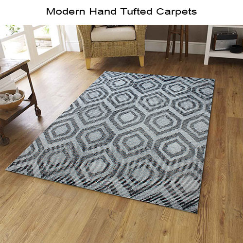 Modern Hand Tufted Carpets CPT 59052