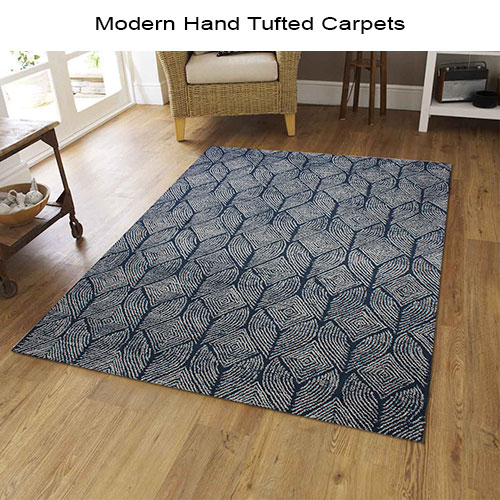Modern Hand Tufted Carpets CPT 59053