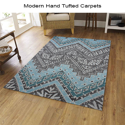 Modern Hand Tufted Carpets CPT 59071