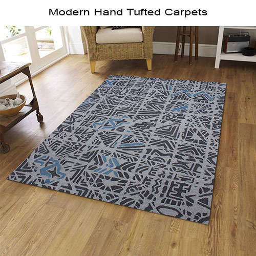 Modern Hand Tufted Carpets CPT 59074