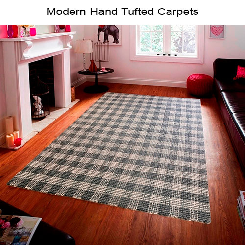 Modern Hand Tufted Carpets CPT 59441